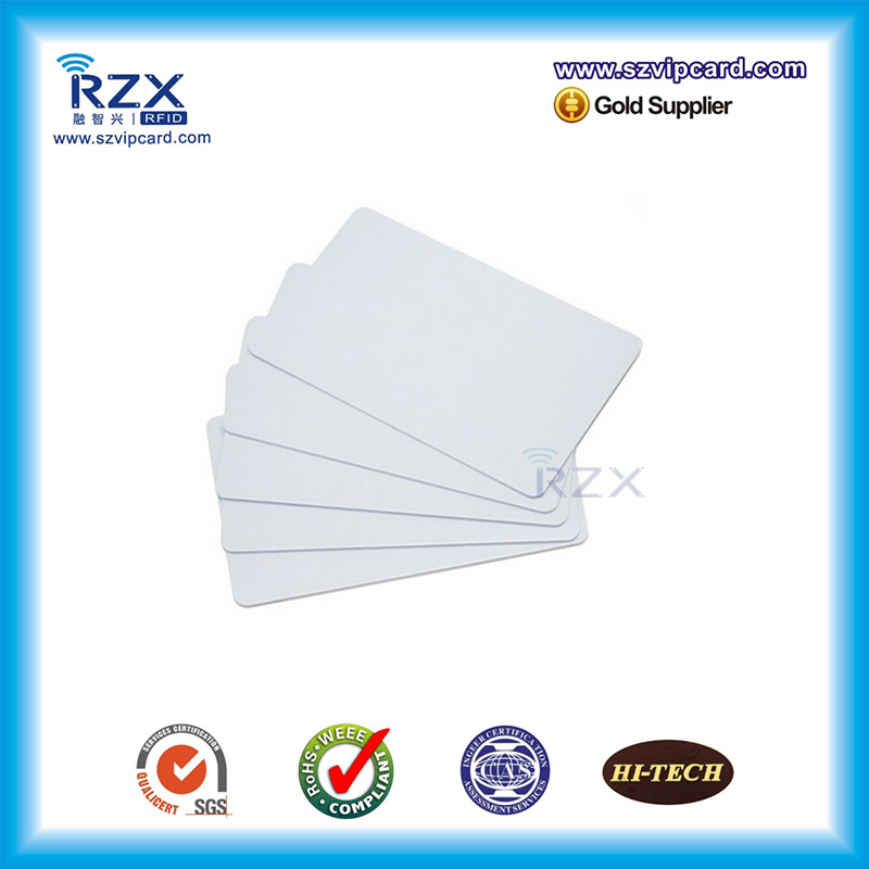 1000pcs manufacturer wholesale price high quality 860 960mhz plastic RFID card UHF Alien H3 9662 smart