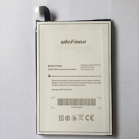 Ulefone Power Battery Replacement 6050mAh Large Capacity Li Ion Backup Battery For Ulefone Power Smart Phone