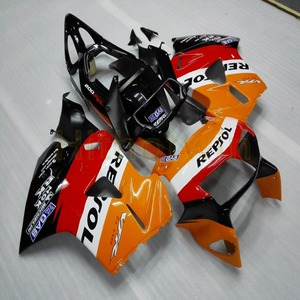 Image 5 - חרטום ABS אופנוע מותאם אישית עבור VFR800 1998 1999 2000 2001 VFR 800 98 01 + Botls + כסף M2