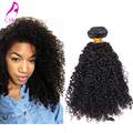 3B 3C pacotes tecer cabelo brasileiro 7A brasileiro Kinky Curly virgem cabelo 2 pçs/lote brasileiro profunda Curly aceno produtos de cabelo Cara