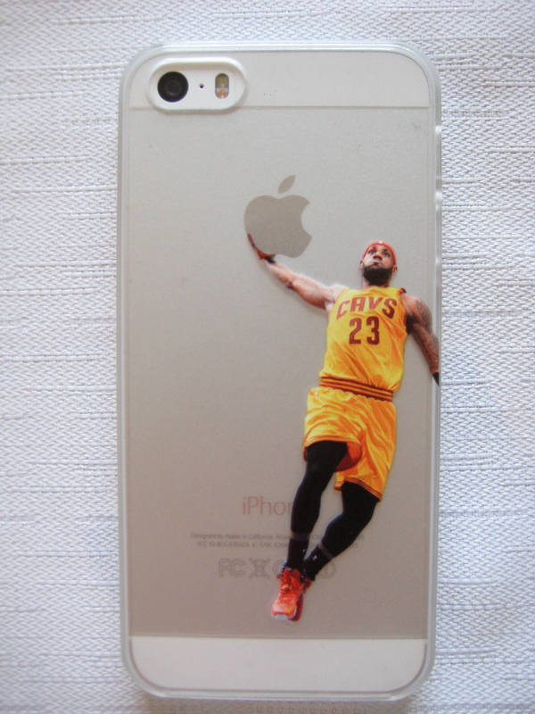 online retailer 4e2b3 12424 US $4.5 |Basketball Player cases Jordan clear case for iphone 5/5s printed  case for iphone 5 on Aliexpress.com | Alibaba Group
