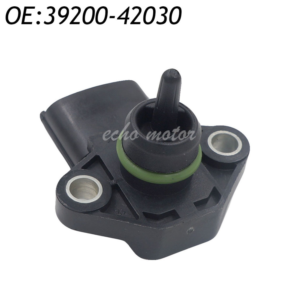 Genuine Hyundai 39200-27400 Turbo Pressure Sensor Assembly