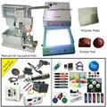 Руководство tampo печатная машина для ручек/бутылки/чашки/коробки/keychins логотип