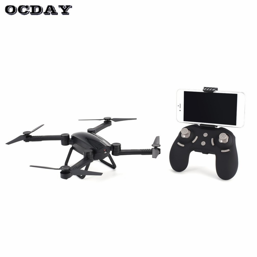 X9 RC Drone 2.4G FPV Foldable Quadcopter with 0.3MP Wifi Camera Altitude Hold Real-time Headless One Key Take-off/ Landing fz attop xt 1 wifi 2 4g fpv drone camera 3d flip altitude hold foldable one key take off landing headless mode rc quadcopter