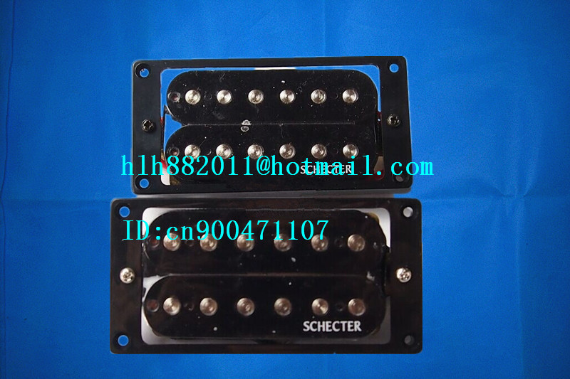 free shipping new electric guitar opened pickup in black made in South Korea  HY-8210