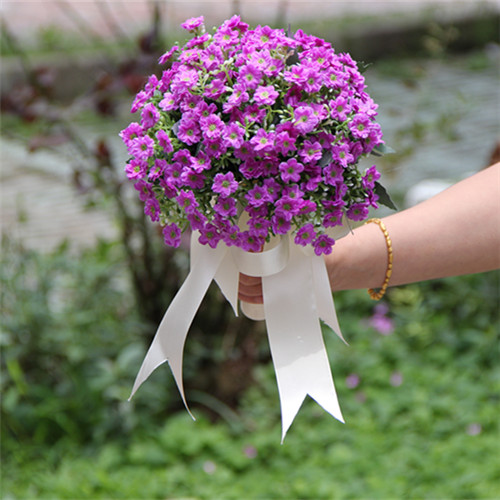 Hot sale simulation babysbreath wedding decorative plastic hot sale simulation babysbreath wedding decorative plastic gypsophila flowers bridal bouquet flower decoration supplies in artificial dried flowers from junglespirit Gallery