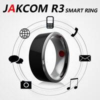 Jakcom R3 Smart Mini Magic Ring electronic CNC Metal RFID NFC 125khz 13.56mhz IC/ID Rewritable Simulation Access Card Tag Key