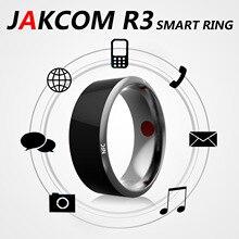 Jakcom r3 inteligente mini anel mágico eletrônico cnc metal rfid nfc 125khz 13.56mhz ic/id regravável simulação cartão de acesso tag chave