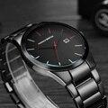 Мужские часы 2018 Мужские кварцевые наручные часы мужские часы лучший бренд класса люкс Relogio Masculino военные наручные часы Meski для спорта