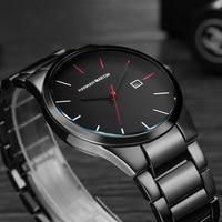 Männer Uhren 2018 männer Quarz Armbanduhren Männlich Uhr Top Marke Luxus Relogio Masculino Militär Handgelenk Uhren Meski Für Sport