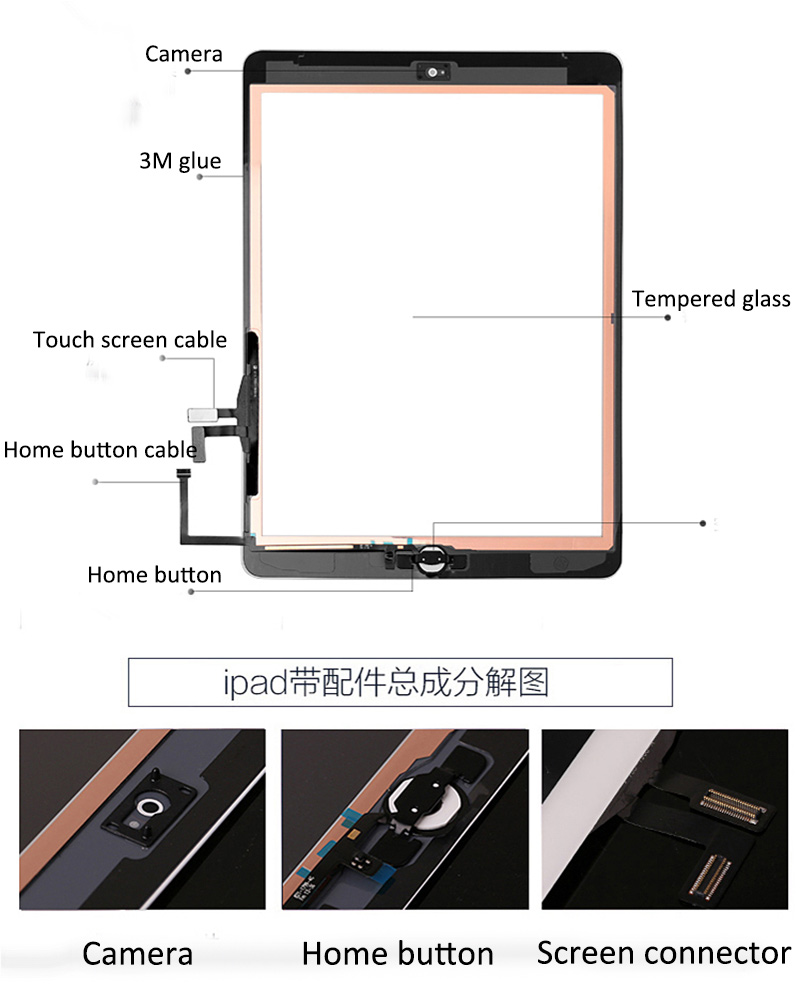 Ipad Parts Diagram Wiring Experts 2 Logic Board A1474 Www Topsimages Com Mini Button Location