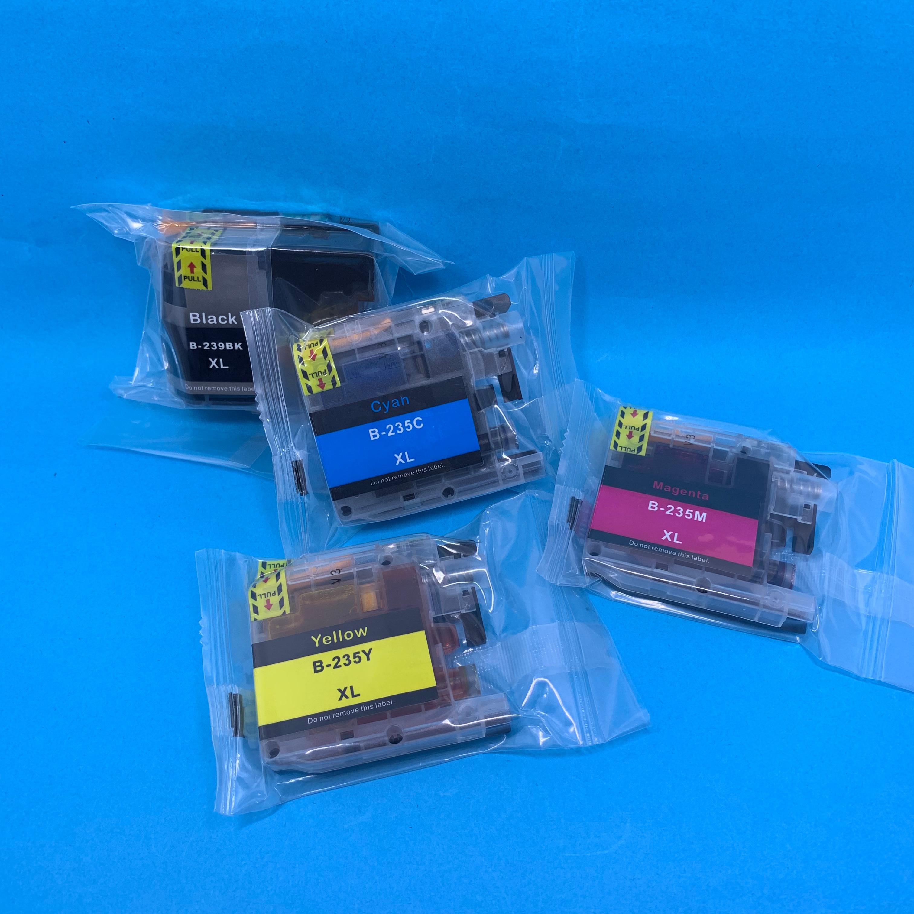 YOTAT 1 комплект совместимый чернильный картридж LC239XL LC239 LC235 для Brother MFC-J5320 MFC-J5720 MFC-J4120 (Австралия)