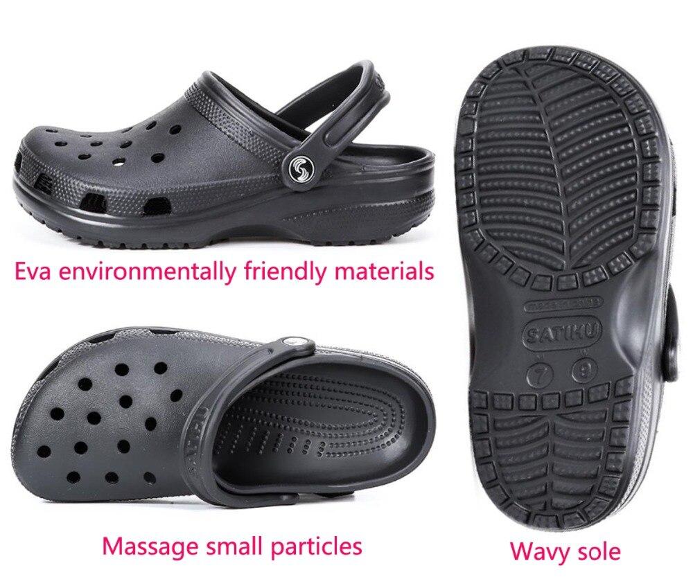 Slip On Casual Garden Clogs Waterproof  Shoes Women Classic Nursing Clogs Hospital Women Work Medical Sandals