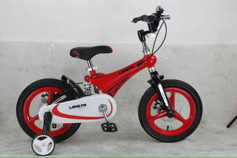 Polegada de Bicicleta das Crianças Freio a Disco da Bicicleta Polegada Liga Magnésio Bicicleta Acessórios 16 12 – 14