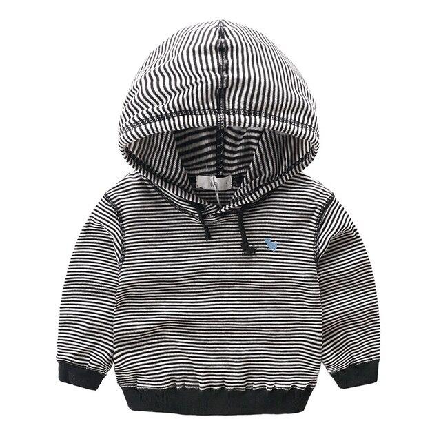 Мальчик куртка детская пальто капюшон с длинным рукавом весной и осенью