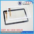 Новый 10.6 ''дюймовый емкостный сенсорный экран планшетного ПК сенсорная панель SSET 04-1010-0351B Бесплатная доставка