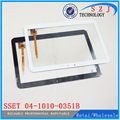 New 10.6'' inch For capacitive touch screen tablet PC touch panel SSET 04-1010-0351B Free shipping