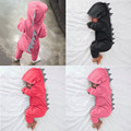Clothes For Kids Toddler Kids Baby Girls Boys Infant Baby Girls Boys Dinosaur Hoodie Romper Zip Clothes Jumpsuit Gift F327