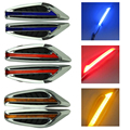 Hot Sale 1 Pair Steering light Fender Side Lamp DC12V Blade Shape Auto Car Styling LED Side Lights Marker Turn Signal Lights