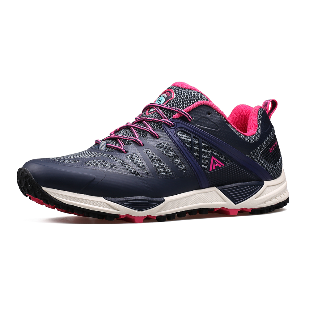 HUMTTO chaussures de randonnée randonnée extérieur femme baskets pour femme Sport Camping tourisme escalade chaussures de montagne baskets femme - 6