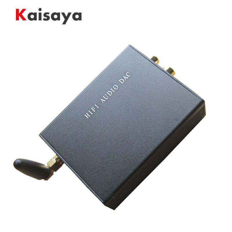 APTX HD Беспроводной Auido приемник Bluetooth 5,0 CSR8675 PCM5102A жесткий декодирования ЦАП Wth AUX Вход для Hi-Fi