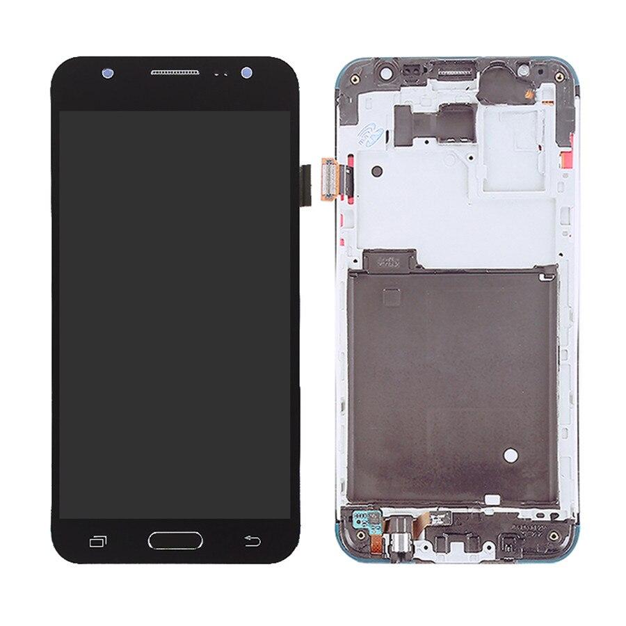 imágenes para J5 2015 Pantalla LCD Para la Galaxia Pantalla J500FN J500F J500G J500Y J500M LCD Display de Pantalla Táctil Digitalizador Asamblea