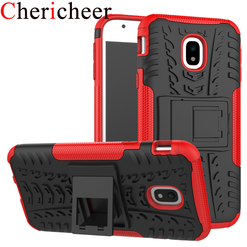 Galleria fotografica J5 2017 Case For Samsung Galaxy J5 2017 Case Silicon J530 Tough Rugged Hybrid Heavy Duty Armor Cover For Samsung J5 2017 Case