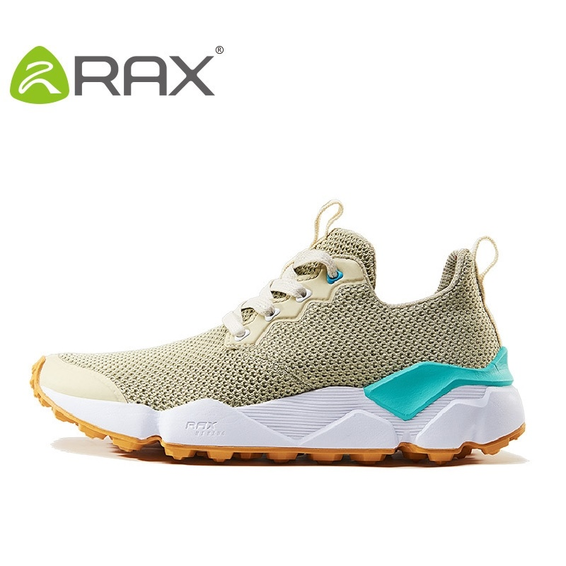 Rax Running Shoes Men High Quality Colorful Sport Shoes Men 2017 Good Quality Outdoor Sneakers Women B2805W peak sport men outdoor bas basketball shoes medium cut breathable comfortable revolve tech sneakers athletic training boots