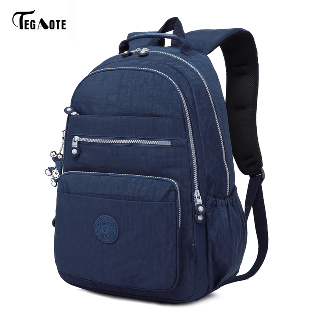 TEGAOTE School Backpack