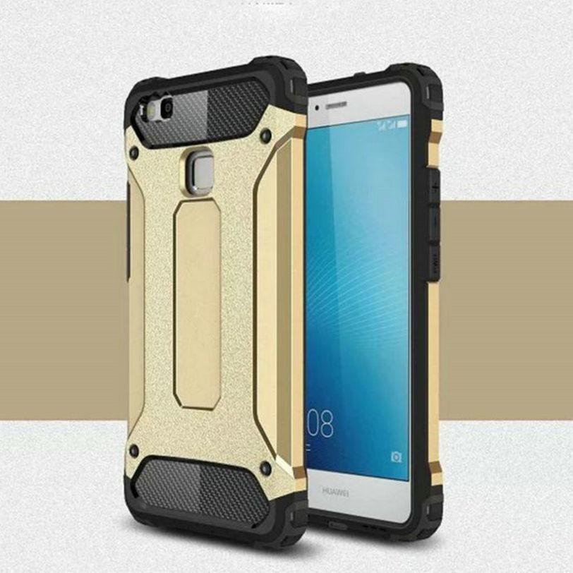 Для Huawei P9 Lite/p9lite 5.2 случае ТПУ кремния Тонкий Вернуться Защитите Жесткий PC кожи ультра тонкий чехол для Huawei P9 Lite случае
