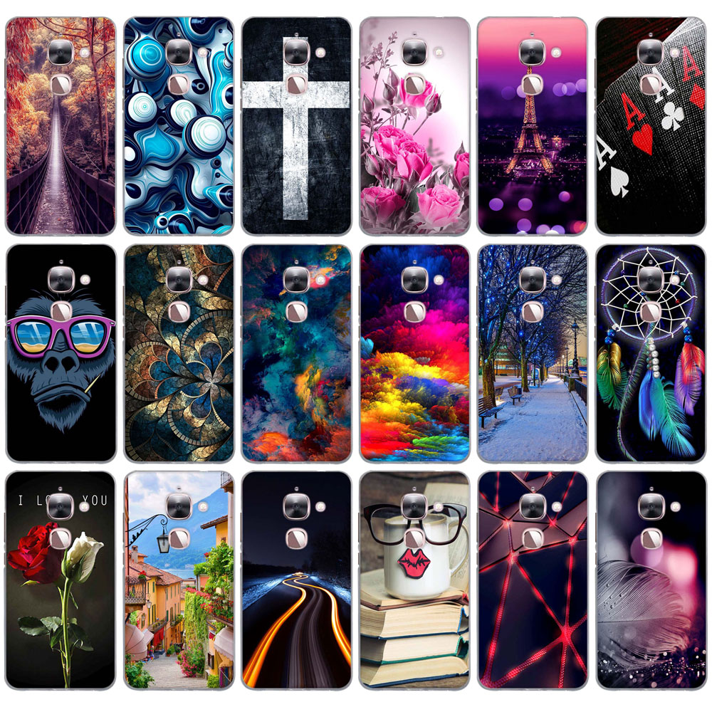 Case For LeTV LeEco Le Eco Max 2 Case Silicone Cover For LeTV Max2 X820 Cover Soft Thin TPU Phone Cases for LeTV 2 Max Capa Bags