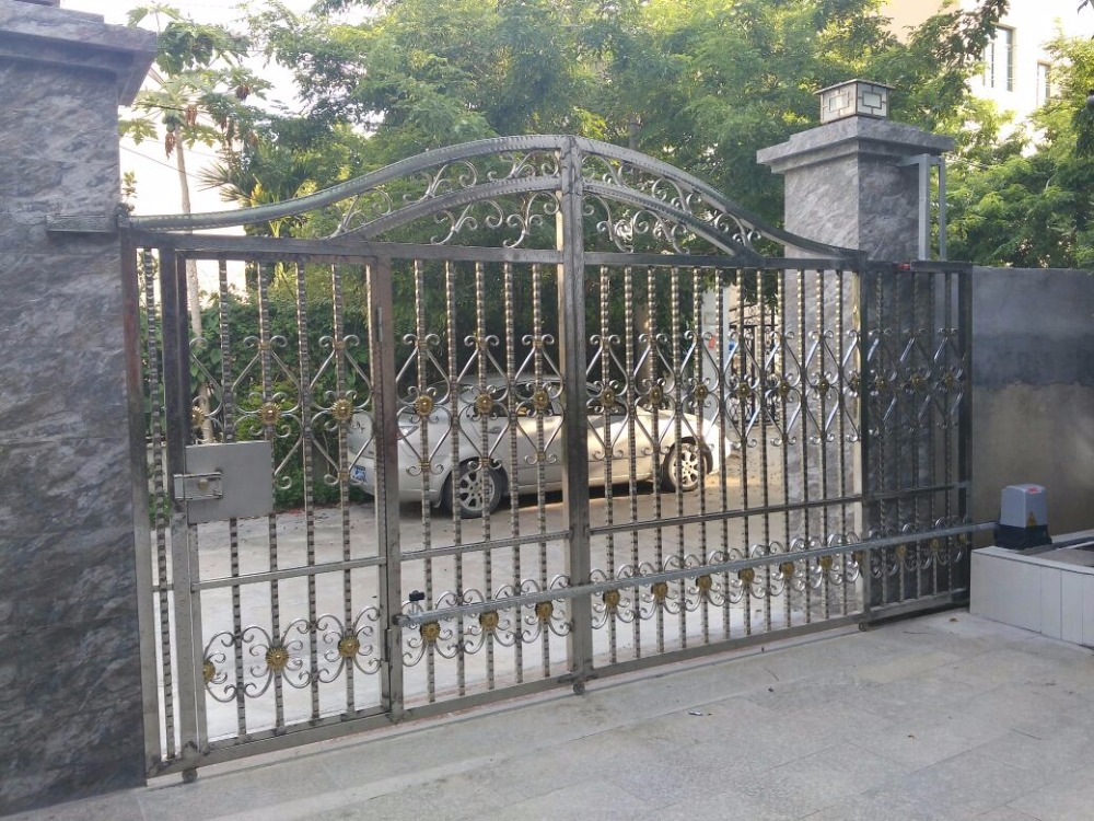 Online Buy Wholesale Steel Driveway Gate From China Steel