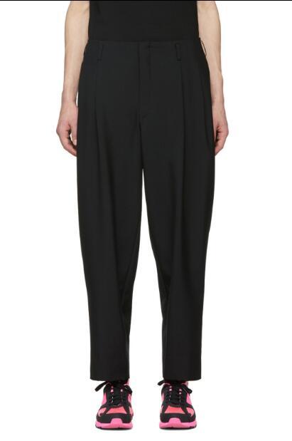 Negro Los Disfraces Clásico 2019 Ropa Moda Nueve Casual De Tubo Pies Tamaño Puntos Recto Plus Hombres Pantalones Personalizado t4Hq7wcWTT