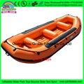 Venda quente PVC deriva barco caiaque inflável, bote inflável barco à deriva barco made in china