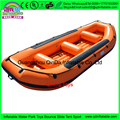 Venta caliente PVC deriva kayak barco inflable, balsa inflable barco a la deriva en barco hecho en china