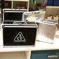 Korea Portable Cosmetics Bag Large Capacity Makeup Tools Storage Case Nail Care Lock Tools Case & Trunk
