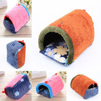Hot Sale Hammock For Ferret Rabbit Hamster Squirrel Hanging Bed Toy House Big Size 26x14x18cm Hanging