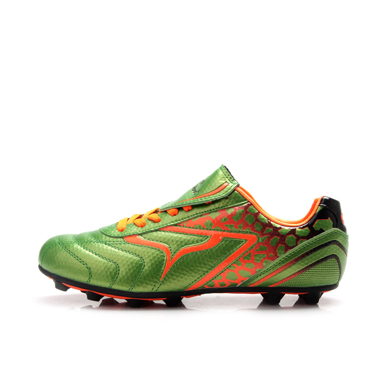 TIEBAO E15524 Professional Kids' Outdoor Football Boots, Rubber Racing Soccer Boots, Training Football Shoes. tiebao a8324a hg tpu outsole football shoes women men outdoor lawn soccer boots lace up football boots soccer cleat sneaker