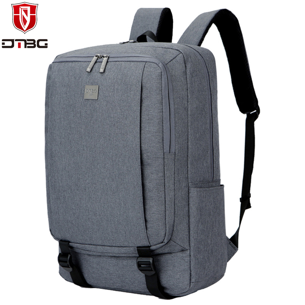 DTBG Backpacks 15.6 inch Laptop Backpack for Men Women Waterproof Laptop Bag Apple Macbook Lenovo Nylon Travel School Bags Kids new gravity falls backpack casual backpacks teenagers school bag men women s student school bags travel shoulder bag laptop bags