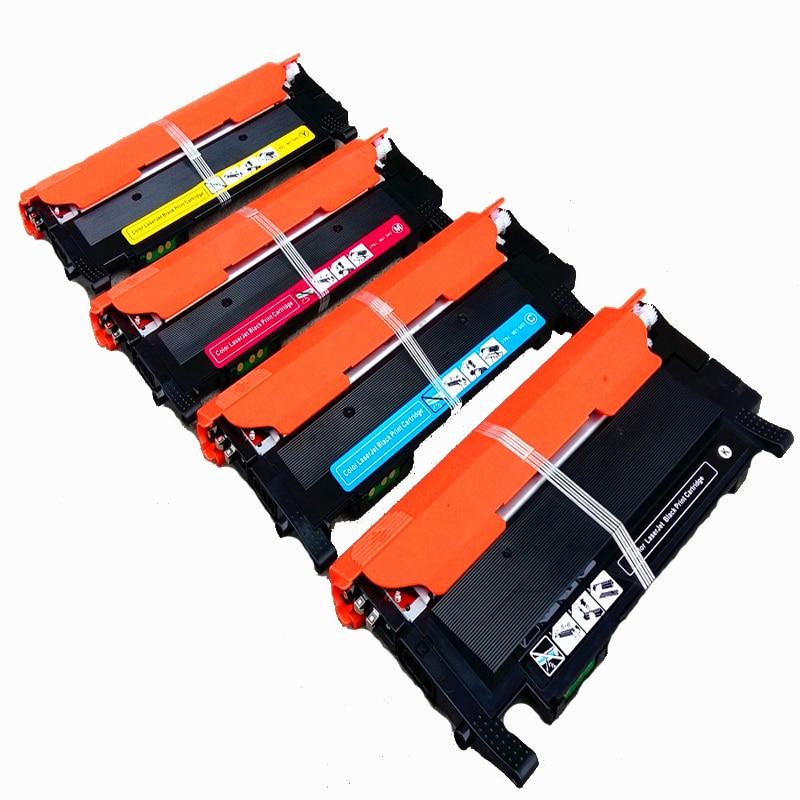 CLT-K404S Compatible Color Toner Cartridge For Samsung CLT-M404S CLT-C404S CLT-Y404S C480FN C480FW C480W Printer parts