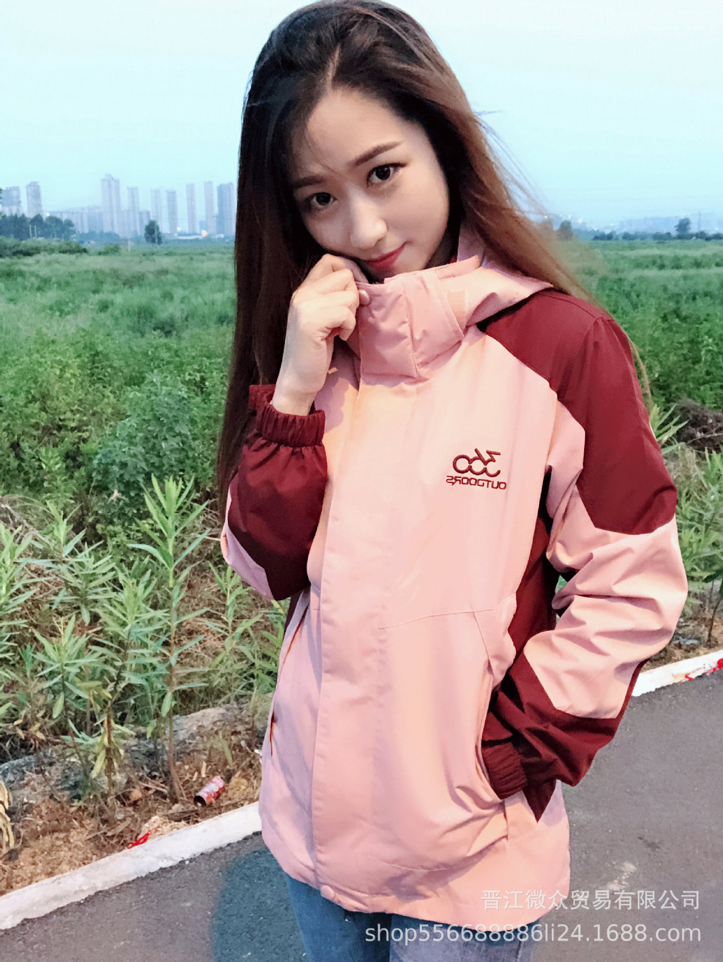 2018 Women's Winter Inner Fleece Waterproof Jacket Outdoor Sport Warm Brand Coat Hiking Camping Trekking Skiing Female Jackets