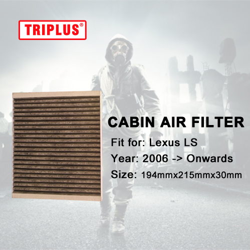 Cabin Air Filter for Lexus IS200 IS220 IS250 IS350 d c (2005-Onwards) 1pc, Activated High Carbon Pollen Air Filters Lexus RX