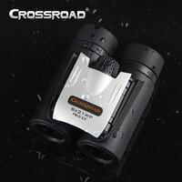 New Arrive CROSSROAD Mini 8x21Telescope binoculars waterproof Handheld Pocket Portable for hunting no night vision infrared