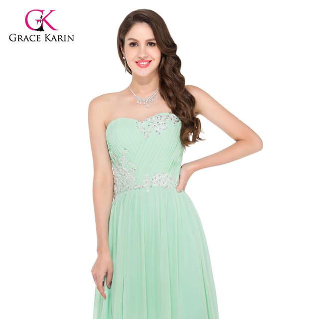 Online Shop Modest Cheap Mint Green Bridesmaid Dresses Under  50 ... 8755535edc68