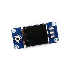 Image 5 - Waveshare 1.44 אינץ LCD תצוגת כובע עבור פטל Pi 2B/3B/3B +/אפס/אפס W,128x128 פיקסלים, SPI ממשק, ST7735S נהג