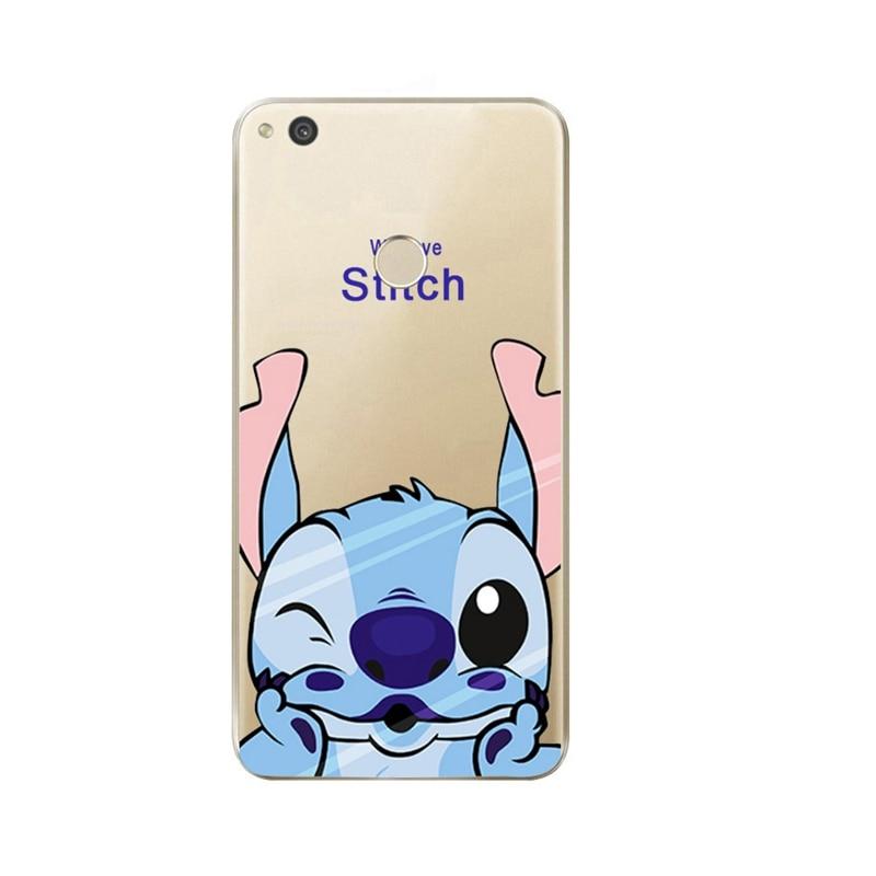 For Huawei P8 Lite Case Cover Soft Silicone Back Coque Fundas Bag Shell For P10 Lite P Smart Mate 10 Lite P9 Lite Mini Y5ii