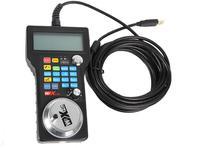 CNC mach3 USB handwheel 4 axis pulse 50PPR optical encoder generator MPG pendant