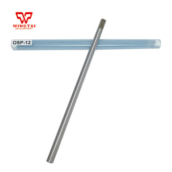Original Japan OSP Stainless Steel Non-wire Coater Bar L250mm Coating Width 250mm 0~150um
