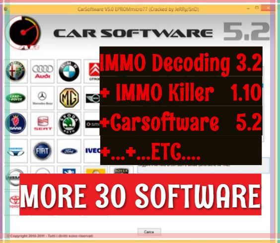 IMMO SERVICE TOOL PIN Code and Immo off V1 2 Full+