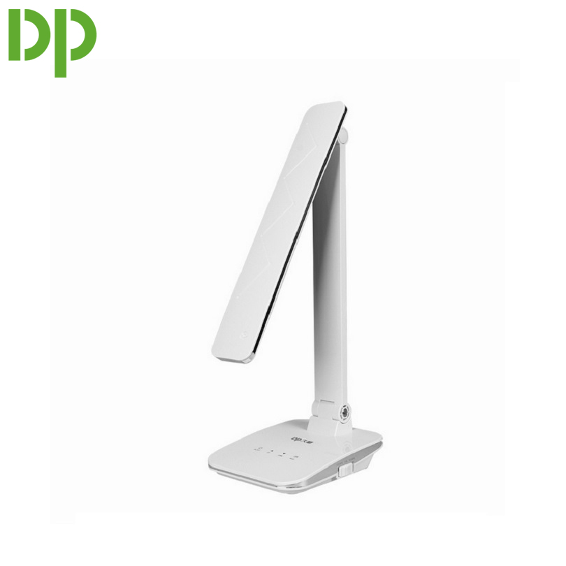 Duration Power Eye Protection LED Desk Lamp 5-level Dimmer&Color Touch Control Flexible Foldable Bedside Reading Study Office children eye protection student study reading dimmer foldable rechargeable led table lamps led touch on off switch desk lamp